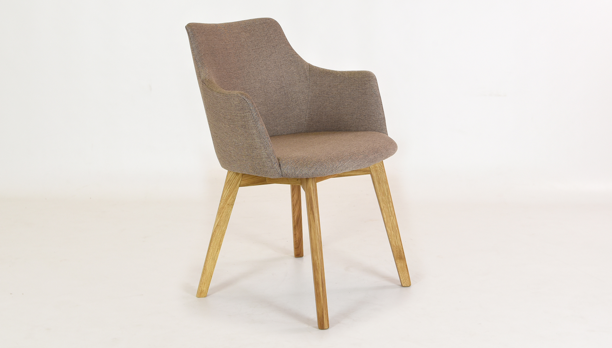 Moderne Esszimmerstühle Massivholztisch